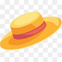卡通帽子设计素材