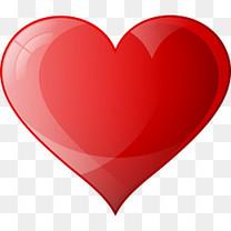 情人节心形元素