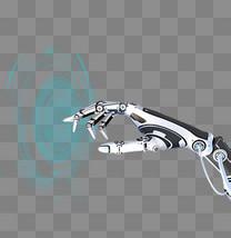 智能科技机械之手