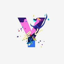 创意字母Y装饰