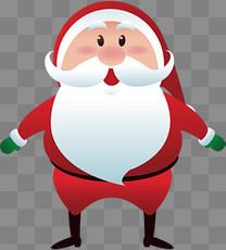 圣诞老人设计素材