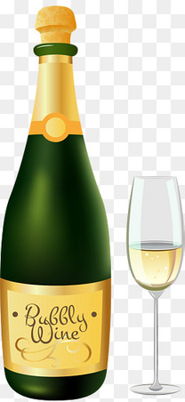 红酒高脚杯设计素材