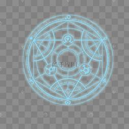 六芒星阵壁纸_魔法阵图片-魔法阵图片素材免费下载-千库网