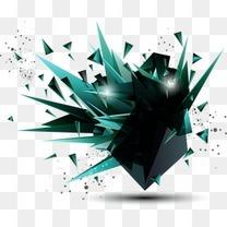 创意爆炸元素