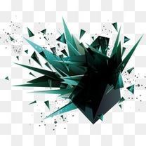 立体图形元素
