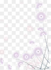 春流行装饰花纹