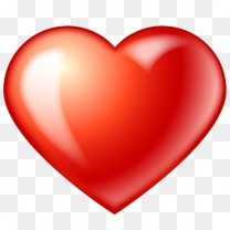 爱心素材心型爱情元素