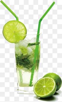 夏日清凉饮品柠檬水