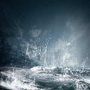 水珠溅起主图背景