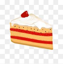 奶油蛋糕PNG免扣