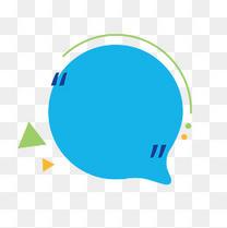 扁平化矢量对话框图片