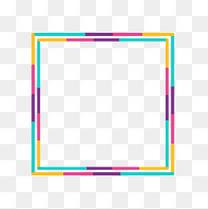彩色边框对话框文本框