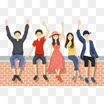 青春毕业季主题插图