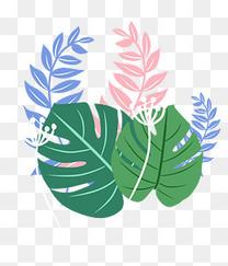 手绘卡通植物下载