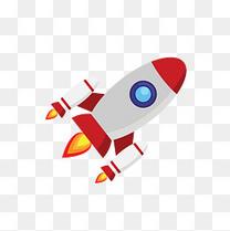 外星元素火箭飞船
