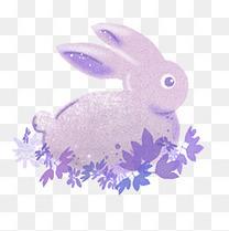 千图原创梦幻兔子